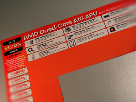 design AMD core technology crown