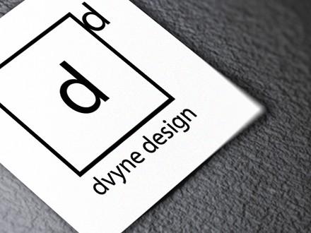 design dvyne logo