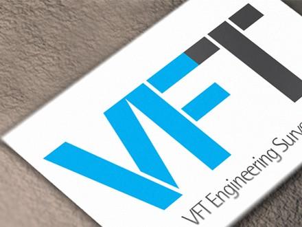 design VFT logo brand